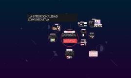 AUTISMO Y SUS BARRERAS EN LA INTENCIONALIDAD COMUNICATIVA