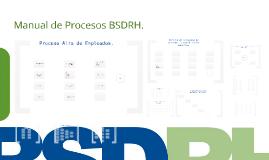 Manual de Procesos BSDRH.
