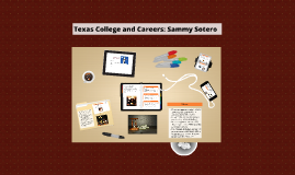 Texas College and Careers: Sammy Sotero