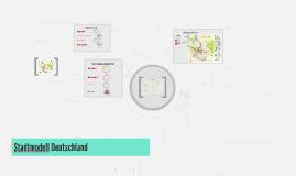 Stadtmodell Deutschland(ADAM KIERAT WOJTEK SOBZCYK)