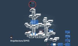 Arquitectura SIMIS