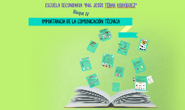Copy of Bloque 4 Importancia de comunicacion