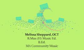 Melissa Sheppard, OCT