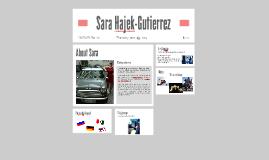 Sara Hajek-Gutierrez