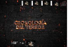 Cronología del Terror