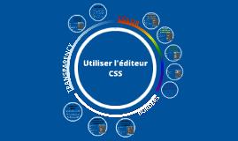Utiliser l'éditeur CSS de Prezi
