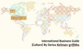 International Business Summative