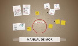 Copy of MANUAL DE MQR