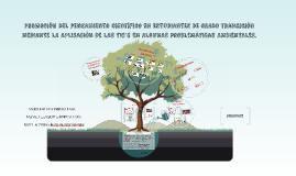 Copy of PROMOCIÓN DEL PENSAMIENTO CIENTIFICO EN ESTUDIANTES DE GRADO
