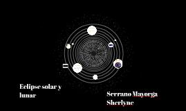 Eclipse lunares y planares