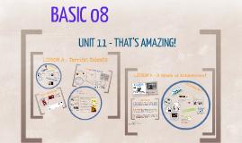 BASIC 08 - UNIT 11