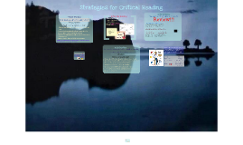 Copy of Strategies for Critical Reading