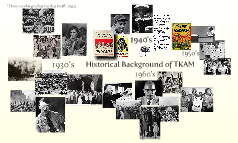 Historical Background of TKAM