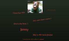 Jenny Is My Best Friend