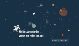 Misión: Aumentar ventas con redes sociales