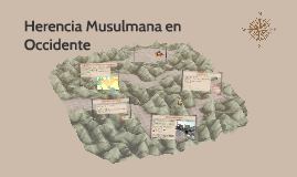 Herencia Musulmana en Occidente