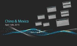 China & Mexico