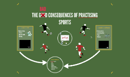 THE GOOD CONSEQUENCES OF PRACTISING SPORTS