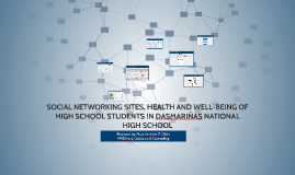 Copy of SOCIAL NETWORKING SITES, HEALTH AND WELL-BEING OF