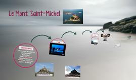 Mont St-Michel en France