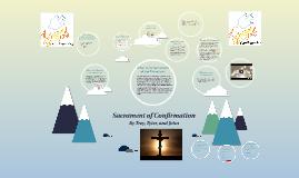 Copy of Sacrament of Confirmation