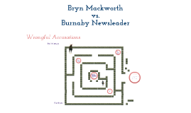 Bryn Mackworth vs. Burnaby Newsleader