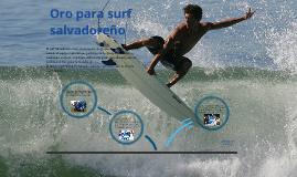 Surf gana oro en Juegos Bolivarianos de Playa