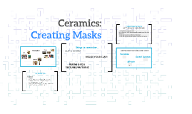 Ceramics: Masks