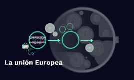 La únion Europea