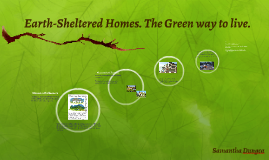 Earth-Sheltered Homes.