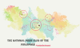 The NATIONAL PRESS CLUB OF THE PHILIPPINES