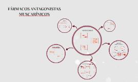 Copy of FÁRMACOS ANTAGONISTAS MUSCARÍNICOS