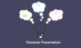 Copy of Character Presentation - Viola/Cesario