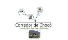 CORREDOR DEL CHOCÓ