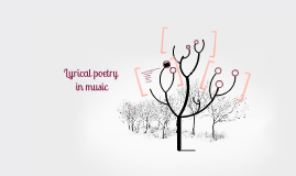 Lyrical Poetry in Music