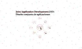 Joint Application Development(JAD)