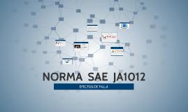 NORMA SAE JA1012
