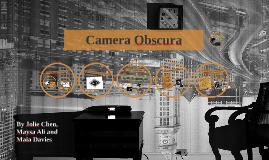 Copy of Camera Obscura