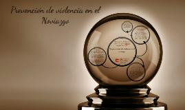 Copy of Caracteristicas de la violencia en el Noviazgo