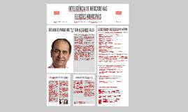 INTELIGÊNCIA DE MERCADO NAS ELEIÇÕES MUNICIPAIS