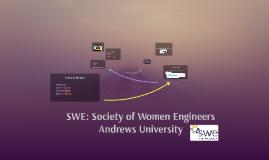 SWE: Society of Women Engineers