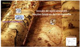 Copy of Noções básicas de cartografia
