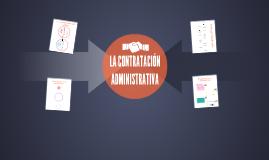 La contratación administrativa