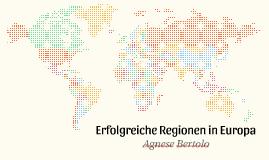 Erfolgreiche Regionen in Europa
