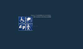 Tema 4 - Características y necesidades de las personas con discapacidad