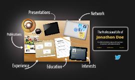 Copy of Desktop Prezumé