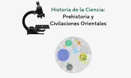 Historia de la Ciencia: Prehistoria e Imperios Orientales