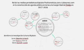 Rol de los medios periodísticos digitales Pitalitonoticias.c