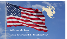 Copy of Kalifornien oder Texas
