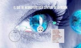 Copy of Copy of El ojo III Neurofisiología Central de la Visión